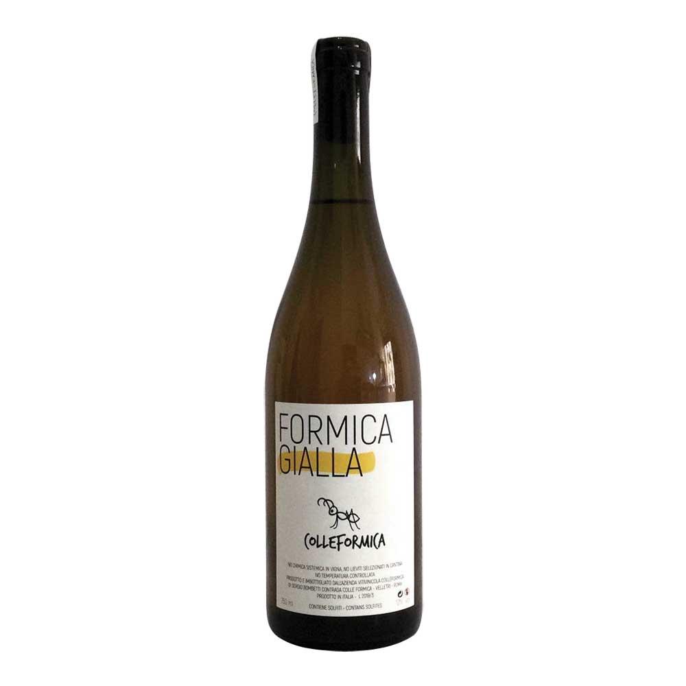 Formica Gialla 2018 - Colleformica