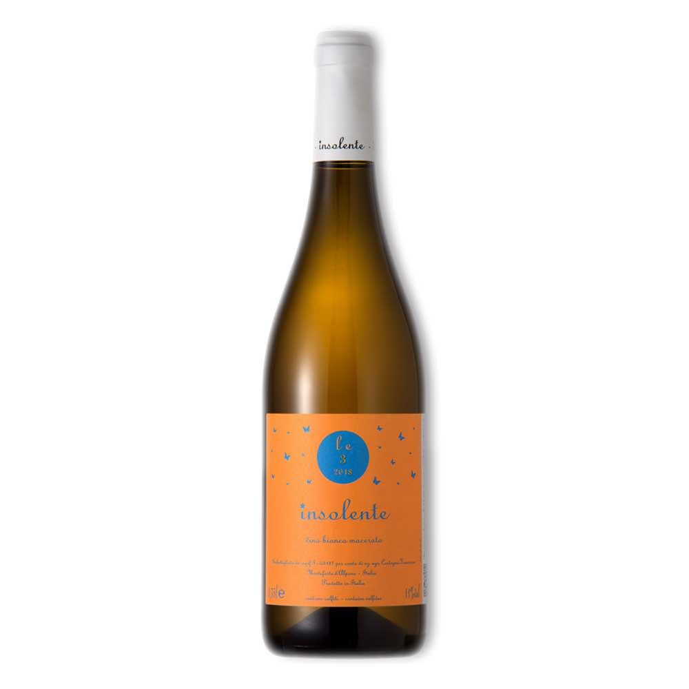 Insolente Vini - Bianco Macerato LE3 2018