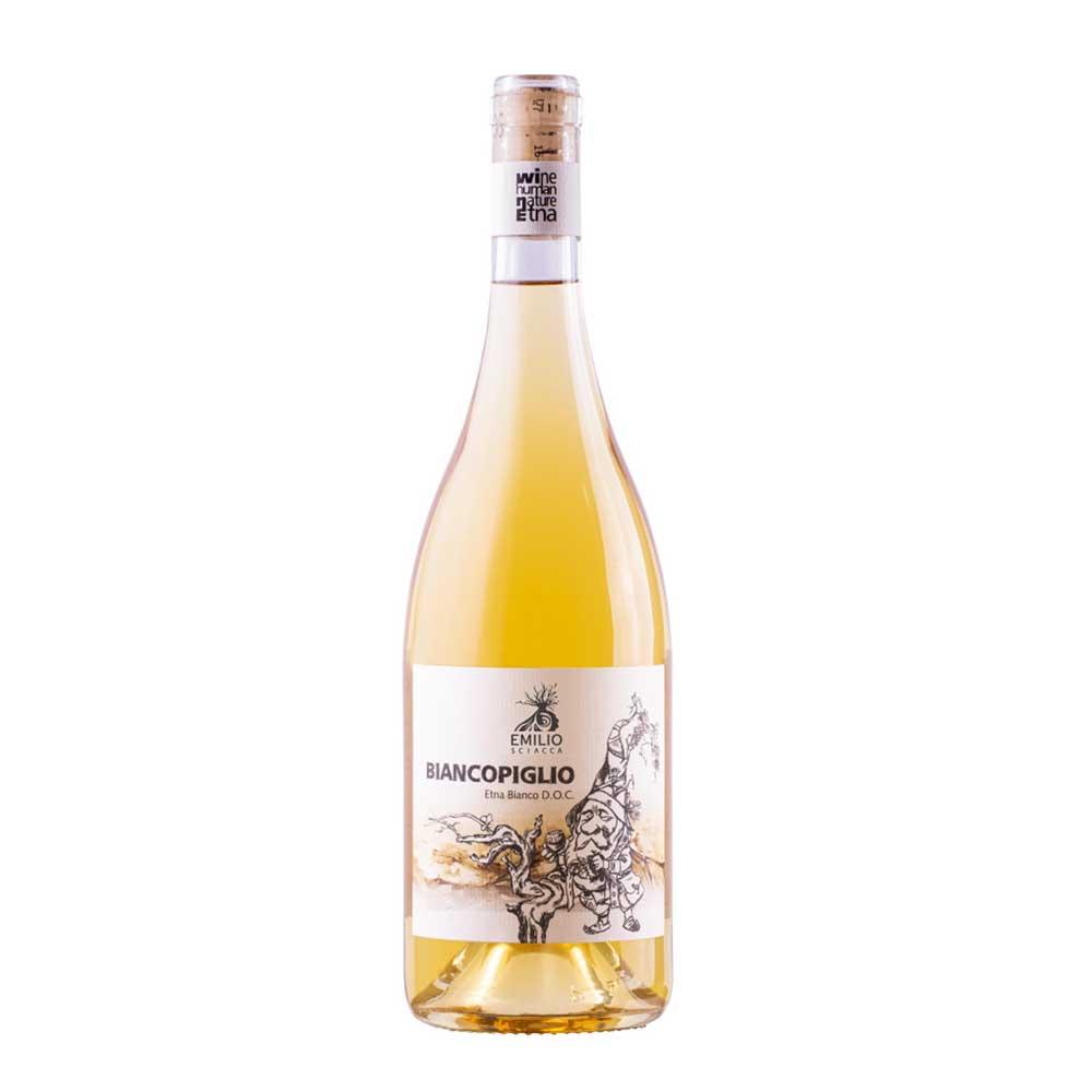 Biancopiglio Etna Bianco DOC 2019 - Emilio Sciacca Etna Wine