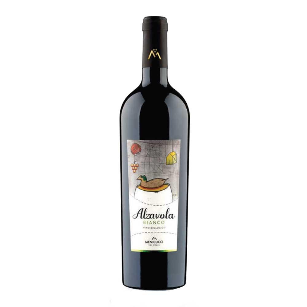 Alzavola Bianco - Menicucci Vini