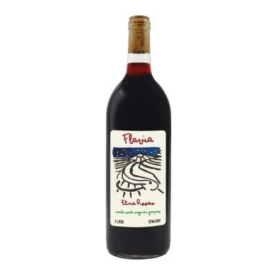 Etna Rosso - Flavia Rebellius Wines